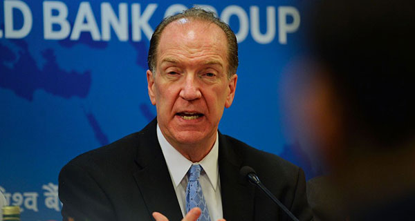 David Malpass President of the World Bank