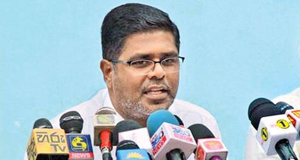 SJB MP Mujibur Rahman 2019 Sri Lanka Easter bombings