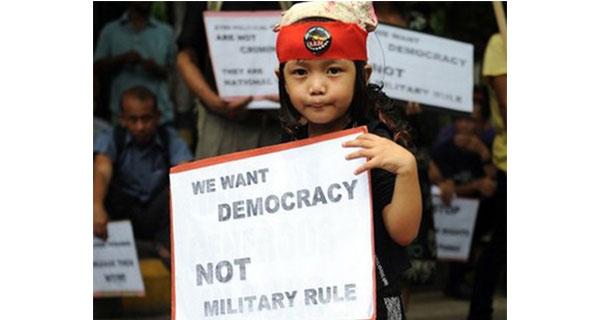 Democracy in Myanmar
