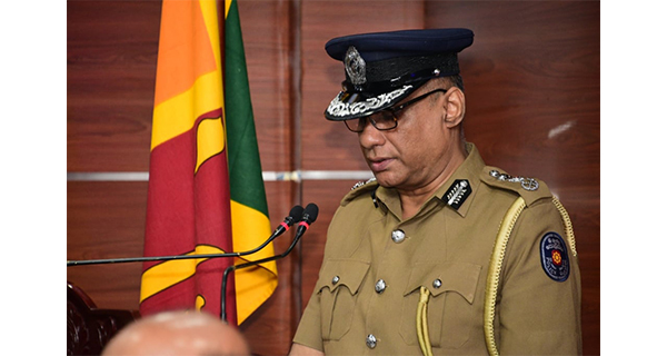 national police commission C D Wickramaratne IGP