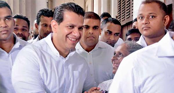 Duminda Silva released presidential pardon High Court